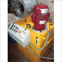 Three Phase Hydraulic Hose Pipe Crimping Machine