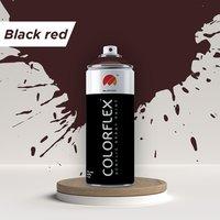 Colorflex Black Red