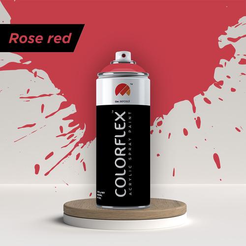 Colorflex Rose Red