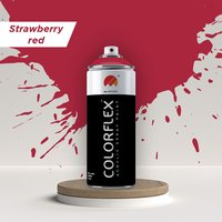 Colorflex Strawberry Red