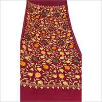 Designer Cashmilon Embroidery Shawl