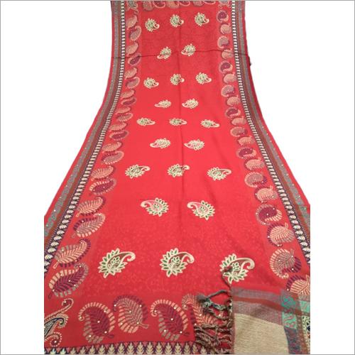 Designer Embroidery Shawl