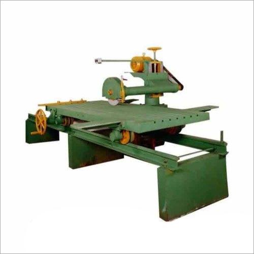 7 HP Granite Edge Cutting Machine