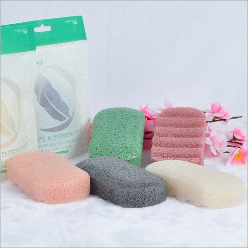 Soap Type Konjac Bath Sponge