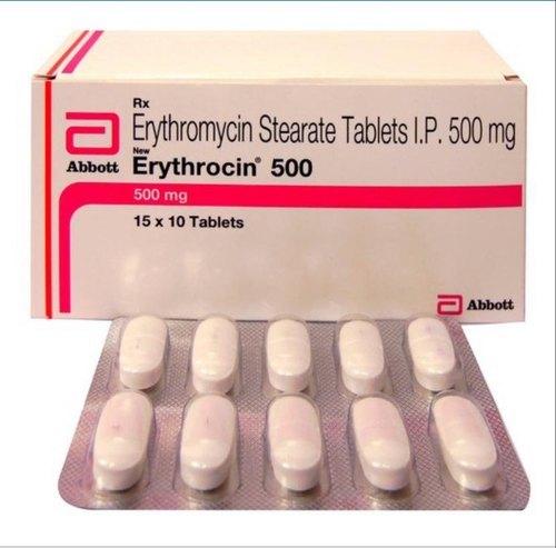 Erythromycin Stearate Tablets