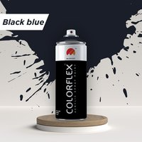Colorflex Black Blue
