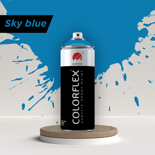 Colorflex Sky Blue
