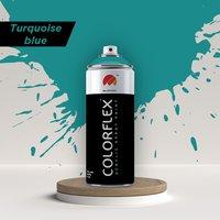 Colorflex Turquoise Blue