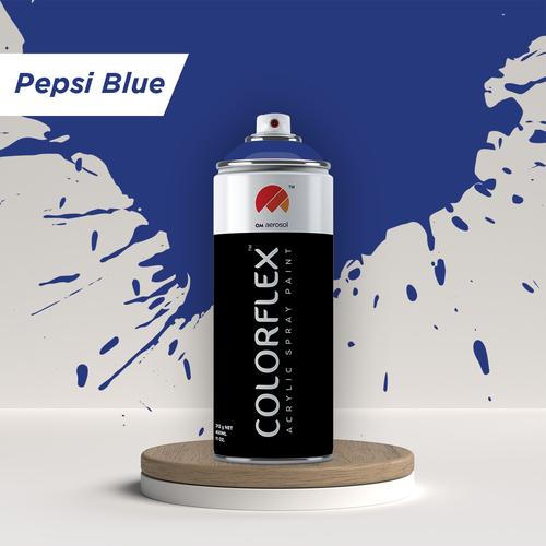 Colorflex Pepsi Blue