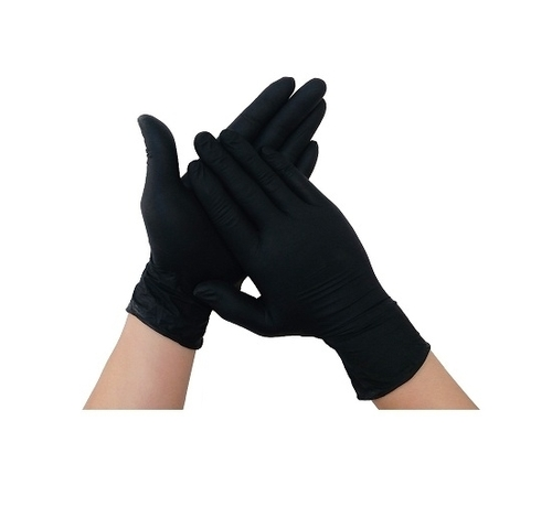 Disposable Black Nitrile Gloves,Kitchen Gloves ,Gloves for Sale