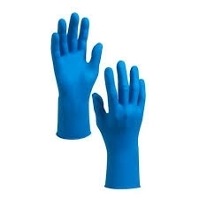 CE Approved Examination Latex Free Gloves Disposable Grey Color Nitrile Glove
