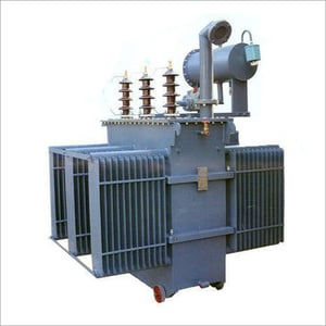 15MVA 3-Phase Oil Cooled Power Transformer