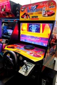 Car Racing Game On Rent