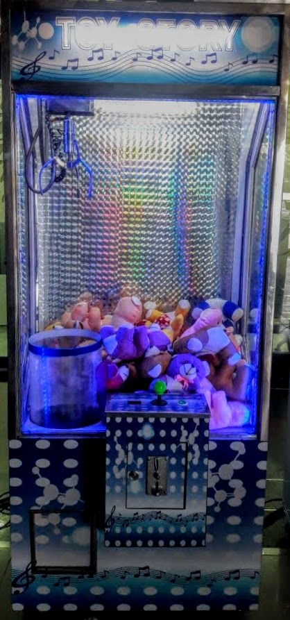 Toy Catcher Game On Rent
