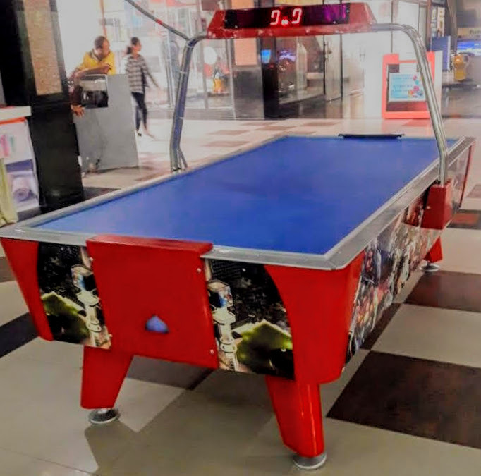 Air Hockey Table On Rent