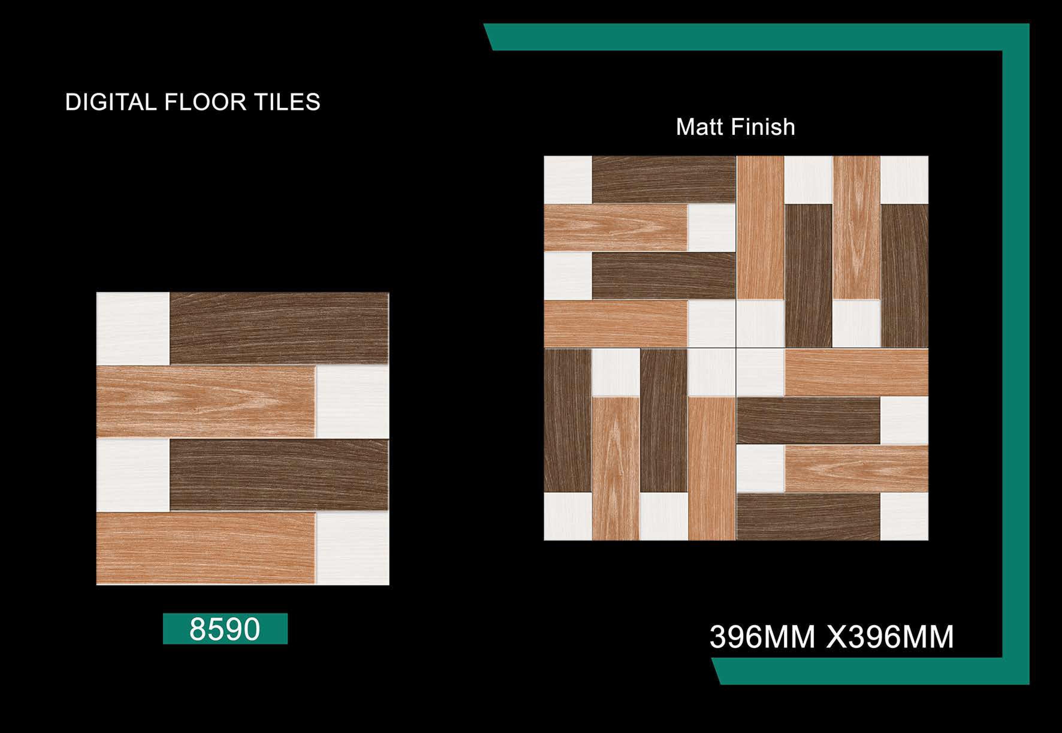 Matt Ceramic Tiles