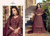 Rangoon Natraj Vol 3 Rayon Print With Embroidery Work Readymade Suit Catalog