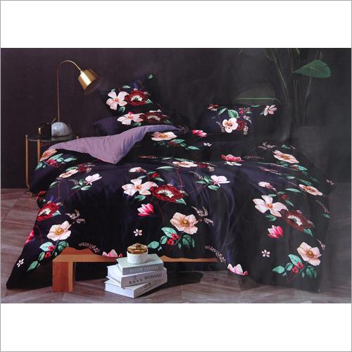 3D Floral Printed Comforter Set