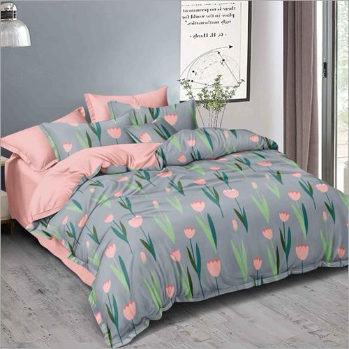 Multi Color Printed Comforter Set