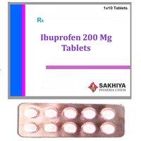 Ibuprofen 200mg Tablets