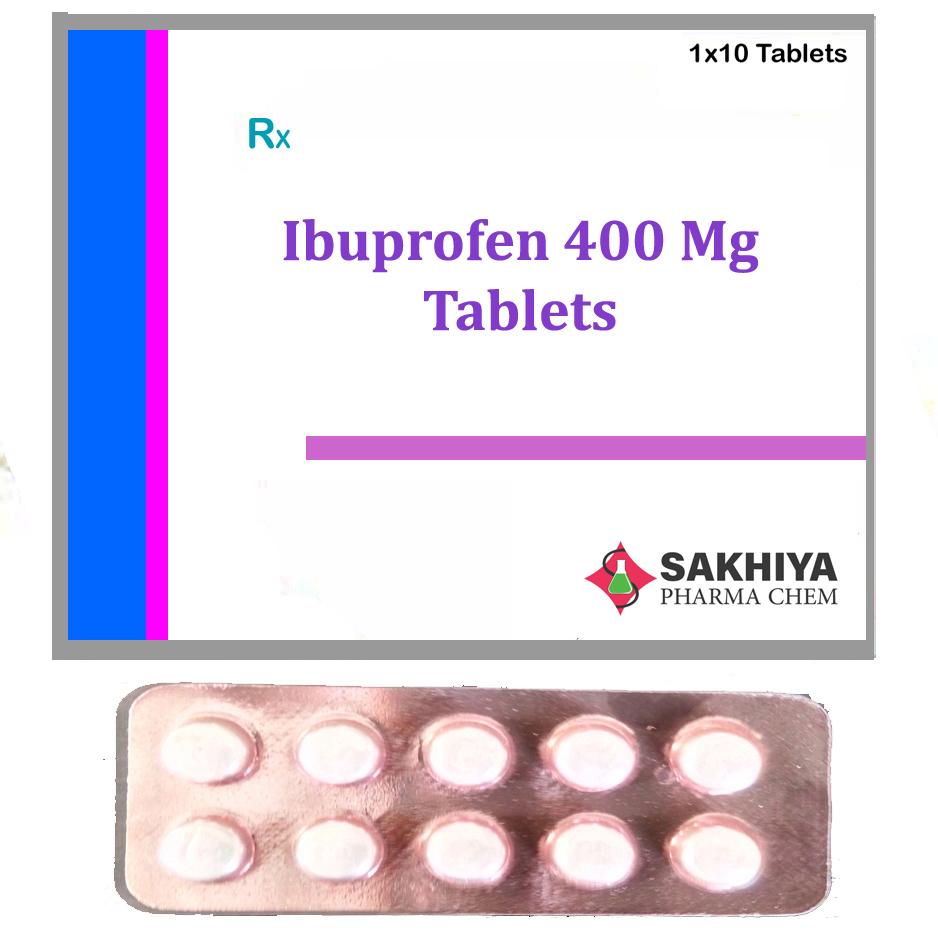 Ibuprofen 400mg Tablets