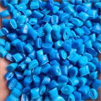 HDPE Blue Drum Granules