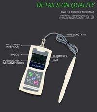 Digital Tesla Meter or Gauss Meter