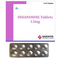 Indapamide 1.5mg Sustain Release Tablets