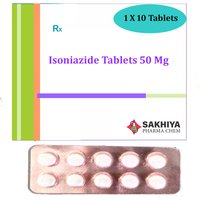Isoniazide 50mg Tablets