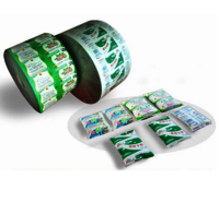 Milk packing film