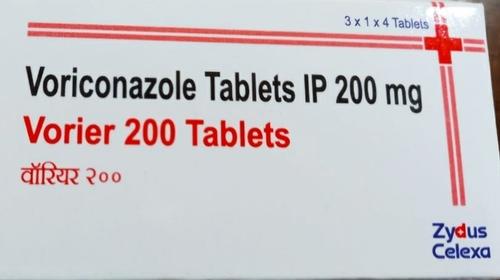 Voriconazole Tablets Ip 200mg