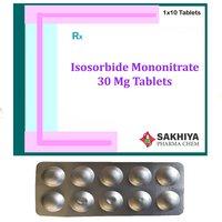 Isosorbide Mononitrate 30mg Tablets