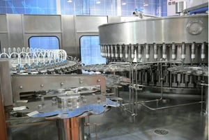 Mineral Water Filling