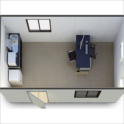 Modular Portable Site Office Cabin