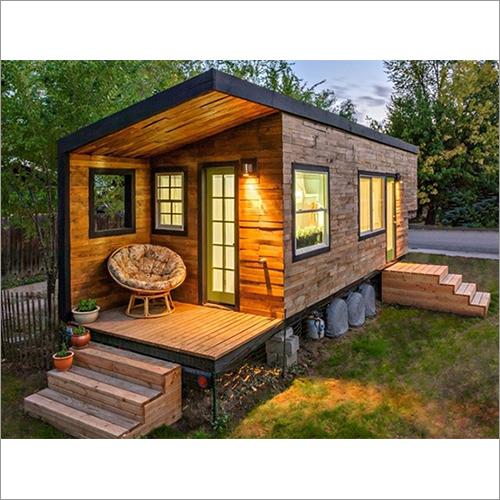 Modern Portable Home Cabin