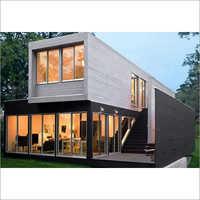 Multistorey Duplex Cabin