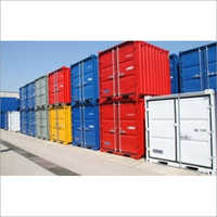 Modular MS Portable Storage Container