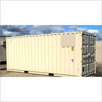 Steel Modified Storage Container