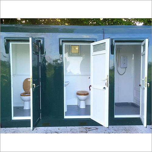 Modular Portable Toilet And Ablution