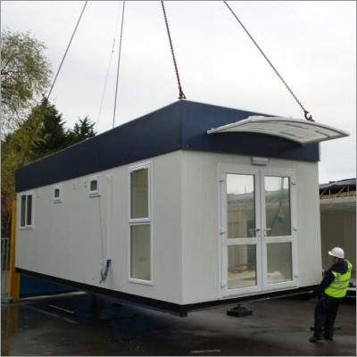 Portable Cabin Make And Relocate Services