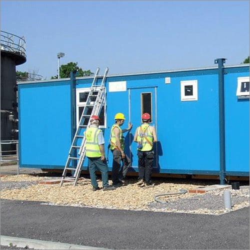Portable Cabin Refurbishment Services