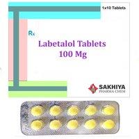 Labetalol 100mg Tablets