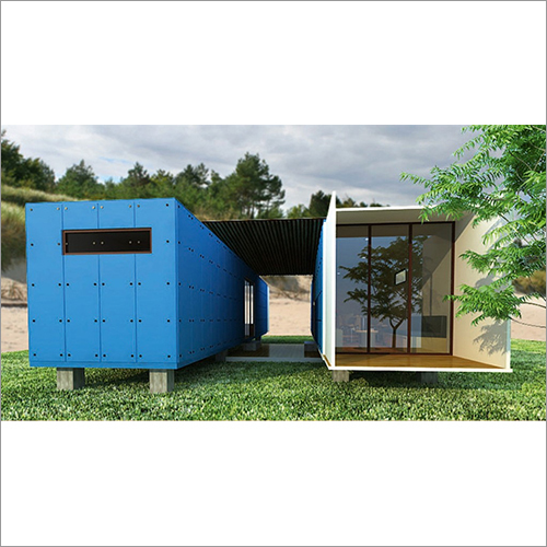 Modern Duplex Cabin