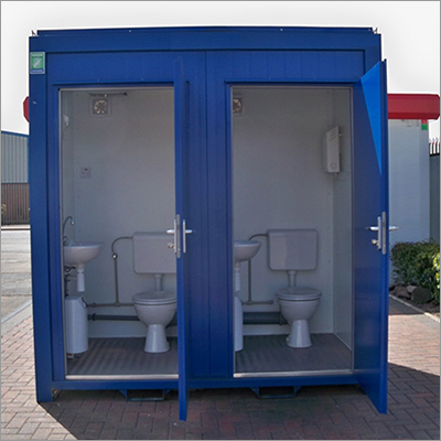 Prefabricated Portable Toilet And Ablution
