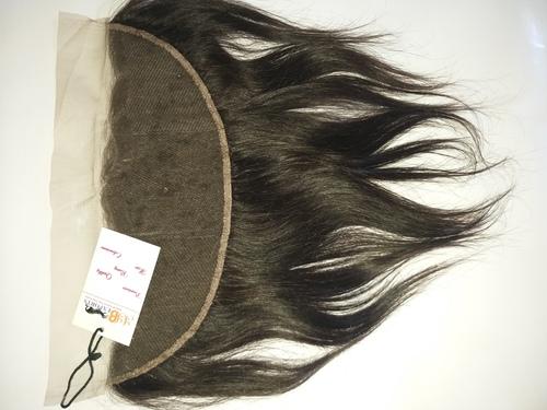 Raw Unprocessed Cuticle Aligned Virgin Human Hair Brazilian/indian Hd Swiss 13x4 Lace Frontal