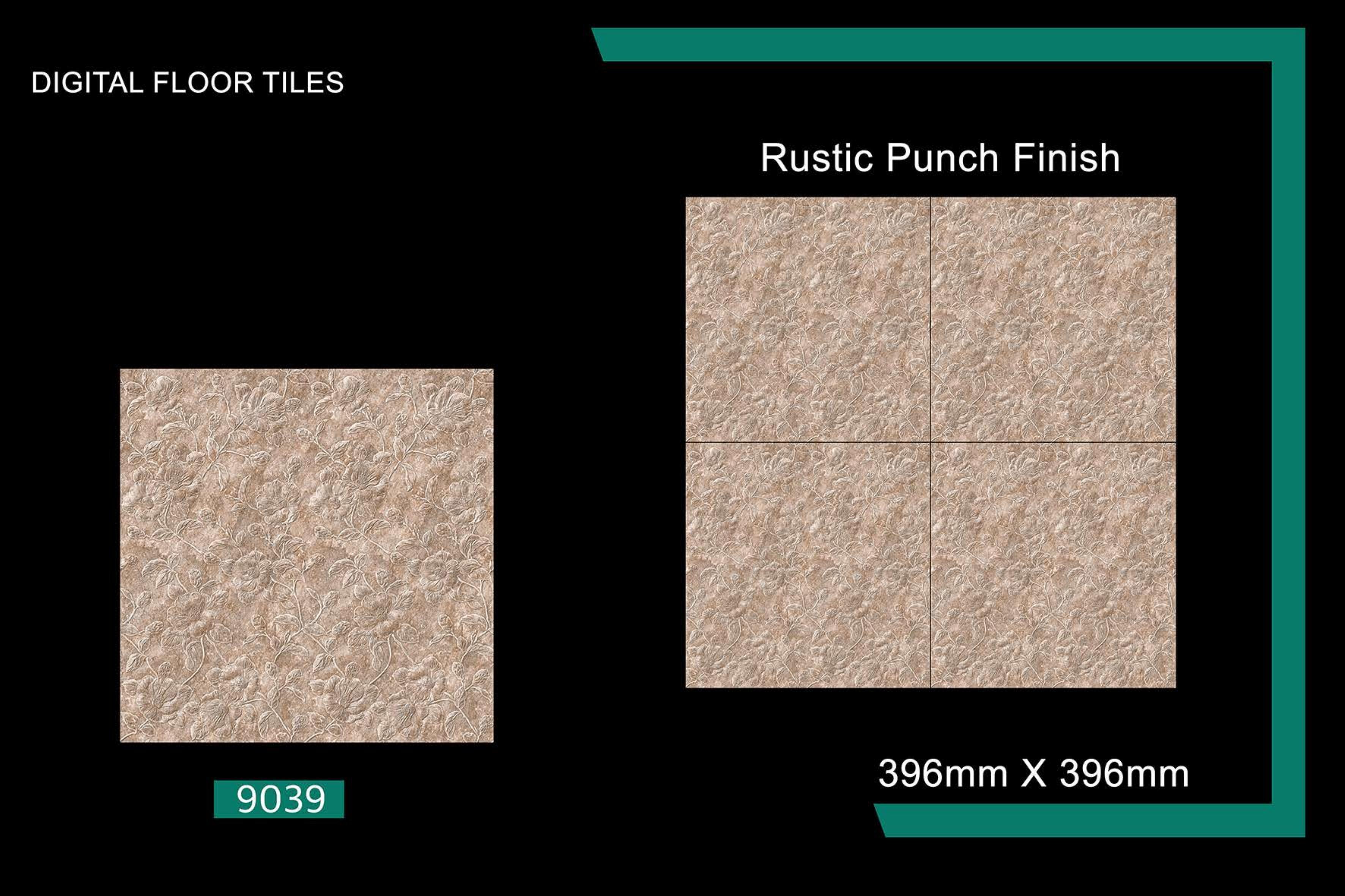 40x40 Rustic Floor Tiles