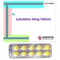 Lafutidine 10mg Tablets