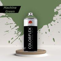 Colorflex Machine Green