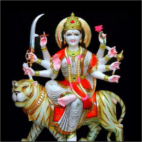 Devi Marble Statue