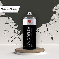 Colorflex Olive Green